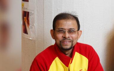 Aym – onnellinen mies Bangladeshista