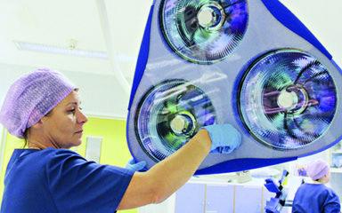 SOL hoitaa ainoana yksityisenä palveluyrityksenä julkisen sektorin sairaalasiivouksia