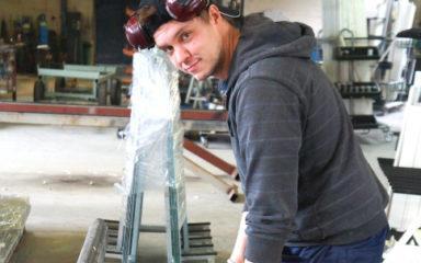 Rautaista osaamista rakennus- ja teollisuusaloilla