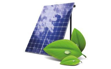 Omaa aurinkosähköä