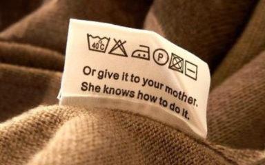 Tunnistatko pesuohjemerkit?