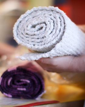 mattojen pesu