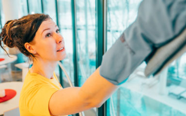 Tilojen desinfioinnit tehdään SOLissa turvallisesti ja ammattitaidolla
