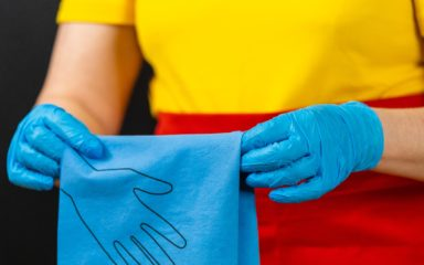 Mitä tarkoittaa aseptinen siivous?