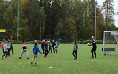 Futiskerho laajenee – kohdevastaavalla on tärkeä rooli Helsingin kouluissa